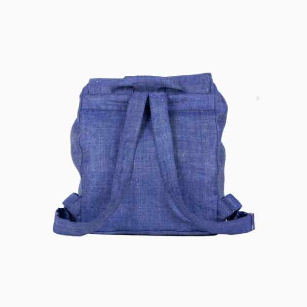 Городской рюкзак из льна артикул BP1000200101
